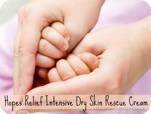 hopes relief intensive dry skin rescue cream