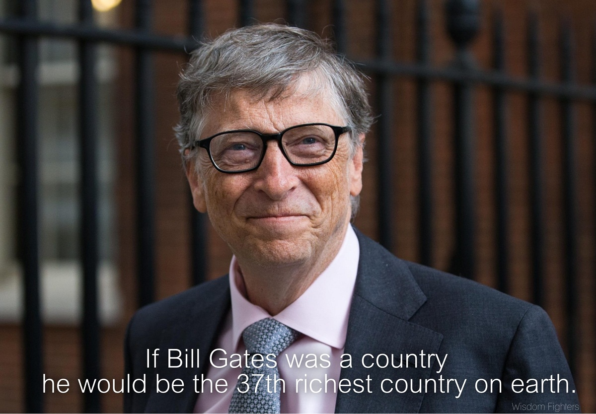 Bill Gates | IMQFT | Wisdom Fighters