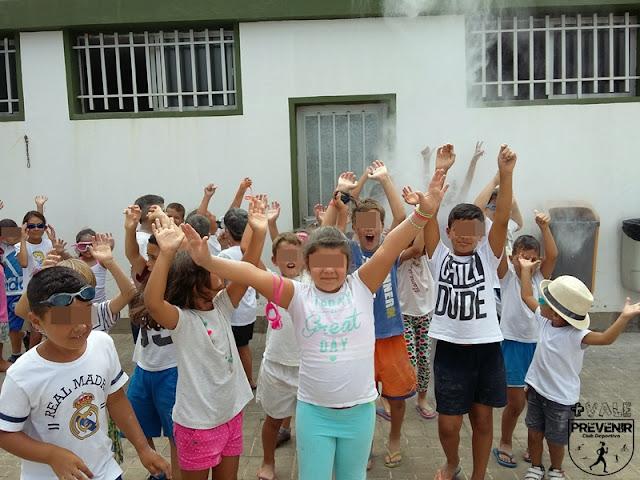 fiesta arucas escuela verano