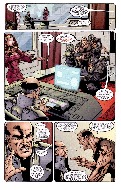 Read online Sigil (2000) comic -  Issue #15 - 15