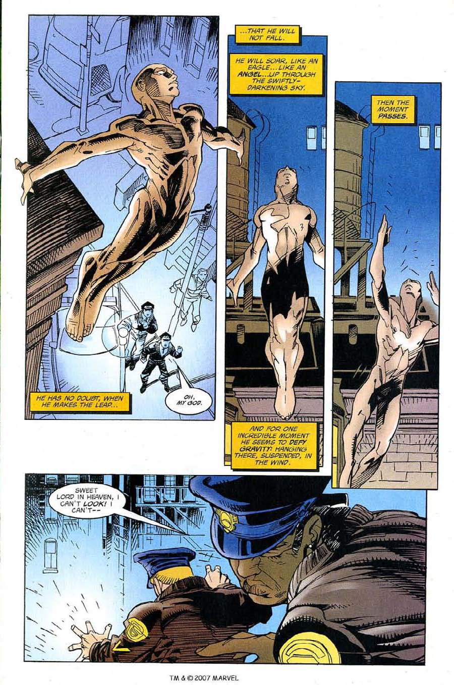 Read online Silver Surfer (1987) comic -  Issue #128 - 7