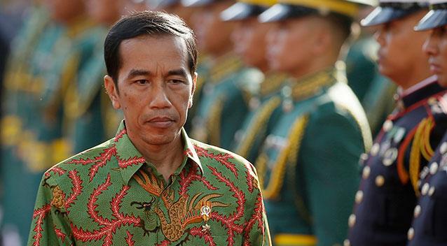 PresidenJokowi : Indonesia akan mundur kalau energi habis untuk soal SARA