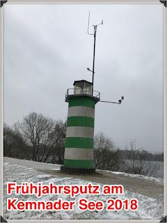 Leuchtturm am Kemnader See