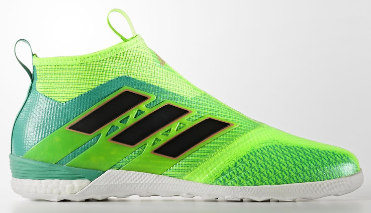 best loved 2ea3c df1da This image shows the Turbocharge colorway for the Adidas Ace Tango 17+  PureControl.