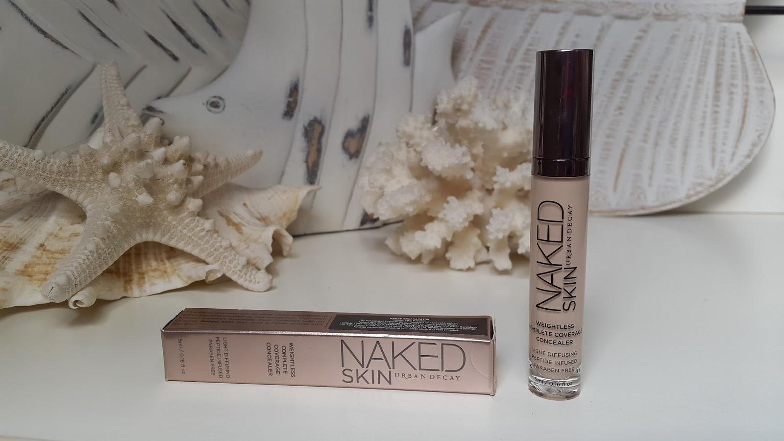 Naked concealer
