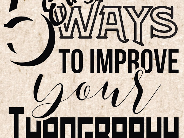 Easy Ways To Improve Your Typography