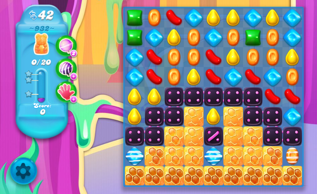 Candy Crush Soda Saga 932