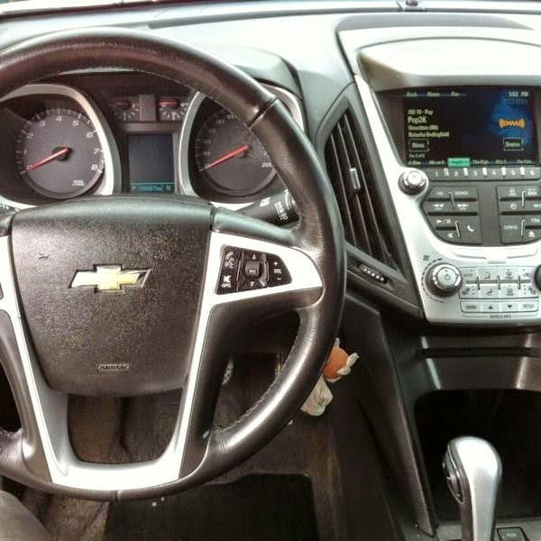 Advertautos: Advertautos Features 2012 Chevrolet Equinox 2lt