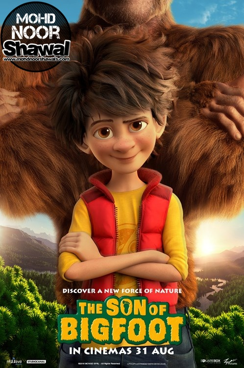 The Son of Bigfoot (Film 2017)