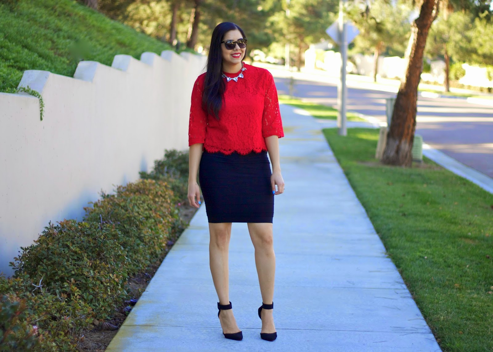 What to wear to Valentine's day dinner, vday dinner outfit, dinner in San Diego for vday, vday 2015 outfit, romantic outfit