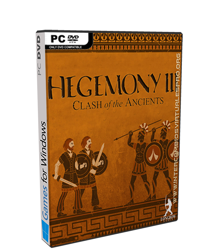 Hegemony III Clash of the Ancients v3.2 Rebellion poster box cover