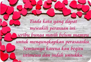 Kata Ucapan Valentine Yang Indah Buat Kekasih