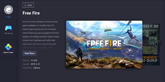 Cara Mengatasi Free Fire Blank Hitam di Tencent Gaming Buddy Emulator