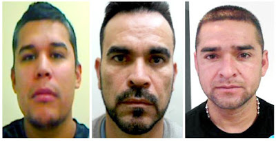The most wanted CJNG sicarios in Baja California