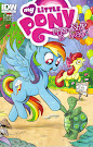 MLP Friendship is Magic #1 Comic Cover D Variant