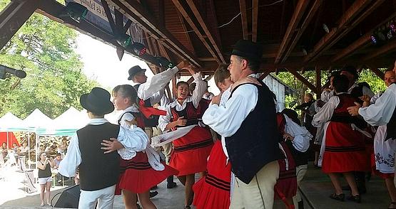 Olvasói felvételek az alsósófalvi falunapokról