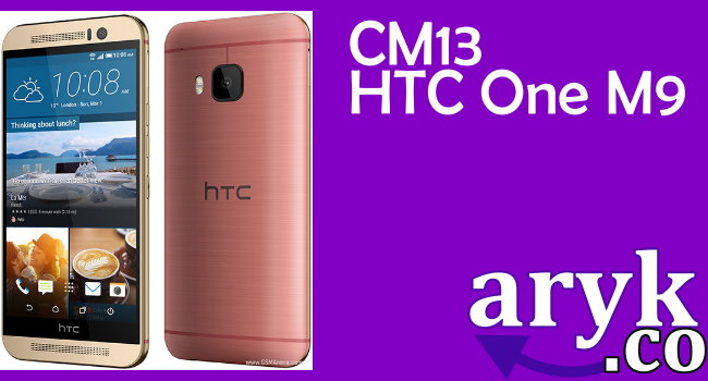 Download CM13 for HTC One M9: Android 6.0 Marshmallow