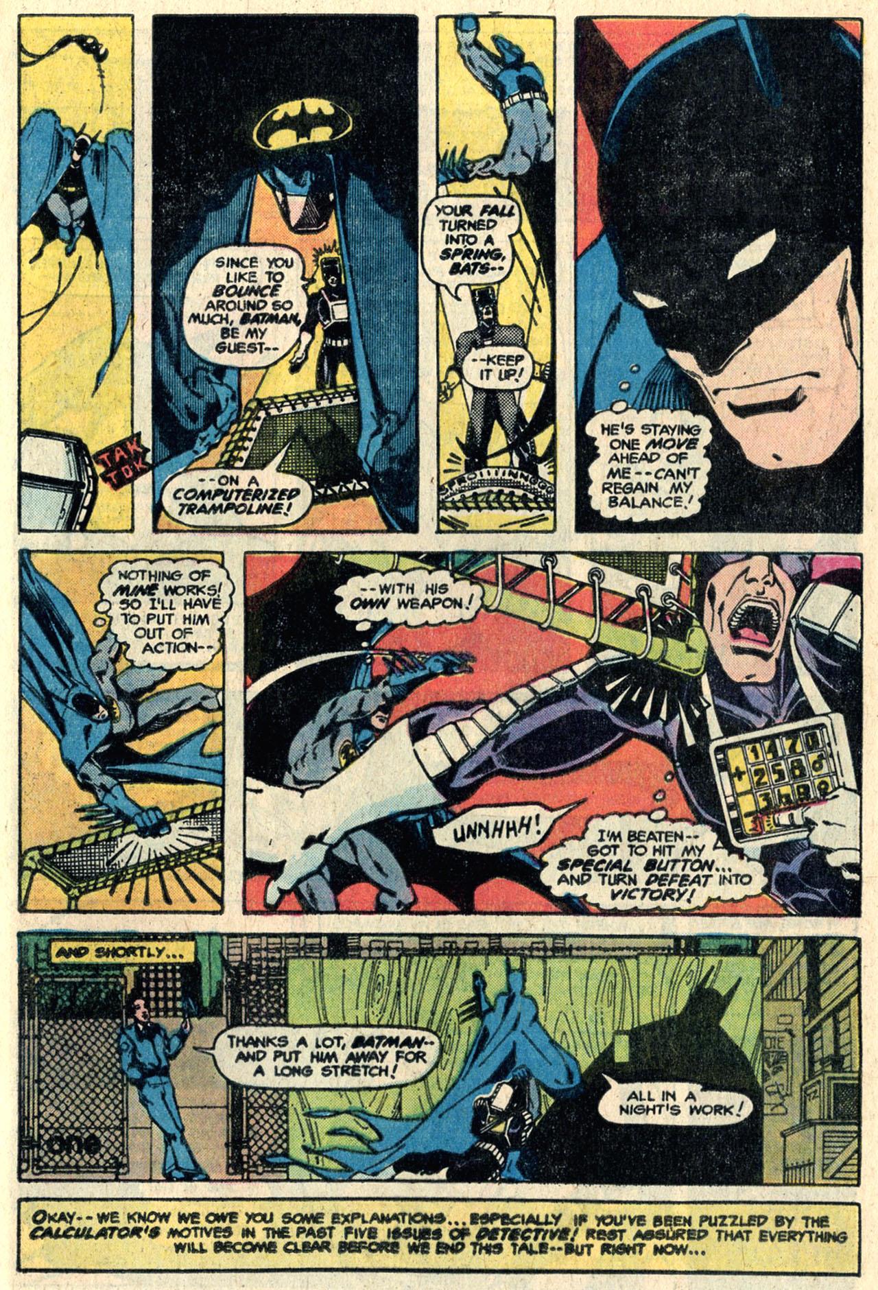Detective Comics (1937) 468 Page 8