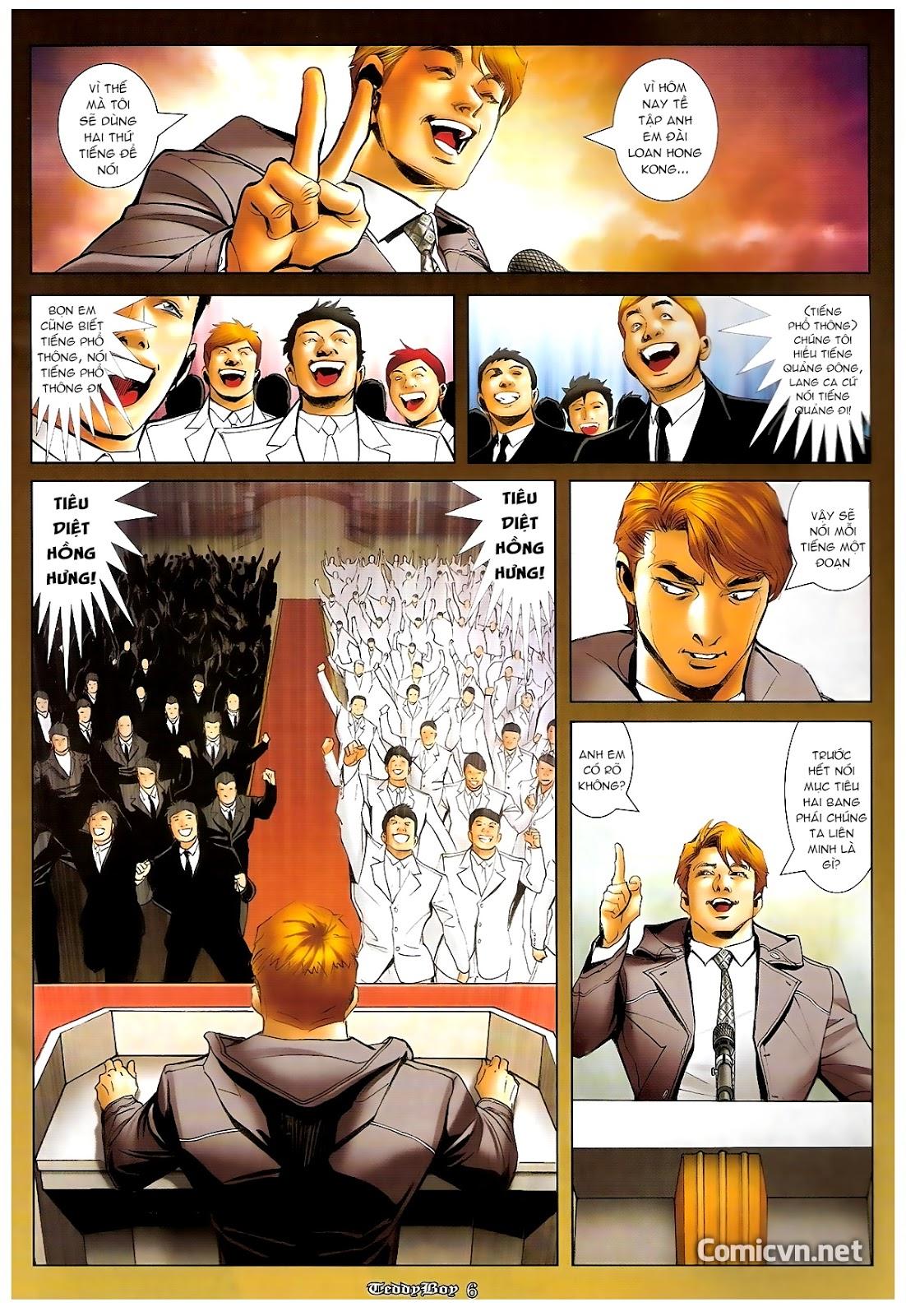 Người Trong Giang Hồ - Chapter 1218: 1 vs 1000 - Pic 5