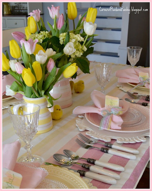 Spring Chick's Table