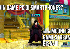 Moonlight Game Streaming - Main Game PC di Smartphone