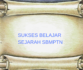 Tips Belajar Sejarah SBMPTN