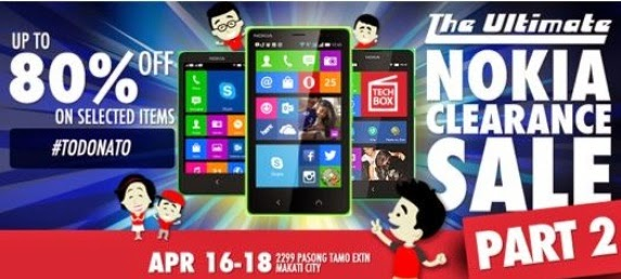Techbox Philippines Nokia Clearance Sale Part 2