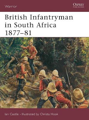 British Infantryman in South Africa 1877–81