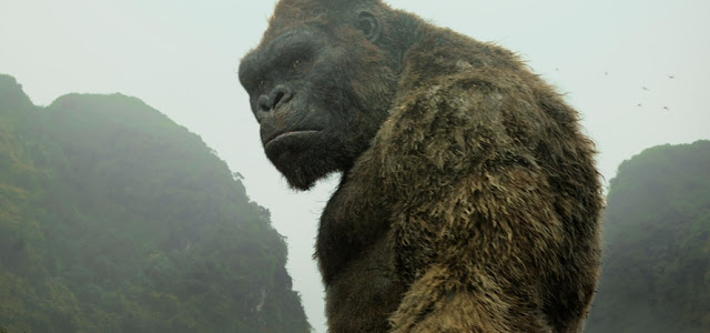 Kong vs Godzilla: Nova arte de quadrinhos revela primeira imagem do visual do Kong adulto