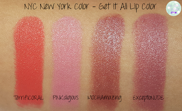 NYC New York Color - Get It All Lip Color