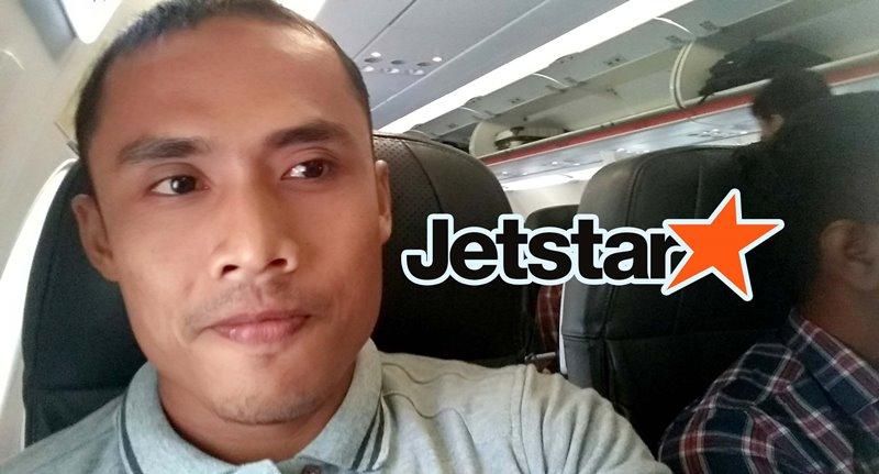 Pengalaman Terbang Ke Singapura Dengan Jetstar Mirwan Choky