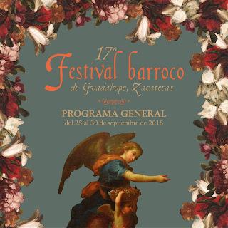 festival barroco zacatecas 2018