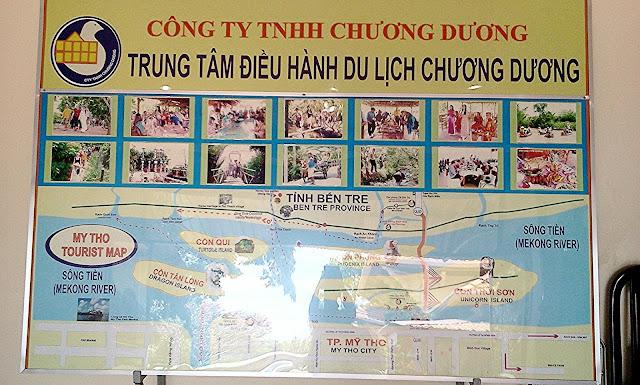 Saigon Bhg 3 :Saigon - Mekong Delta dan Shopping