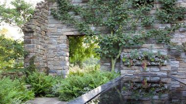 Un jardín y un libro. Chanticleer Garden