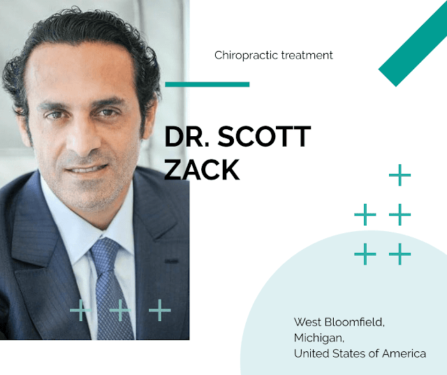 Dr. Scott Zack - What to expect from receiving Chiropractic Treatments?