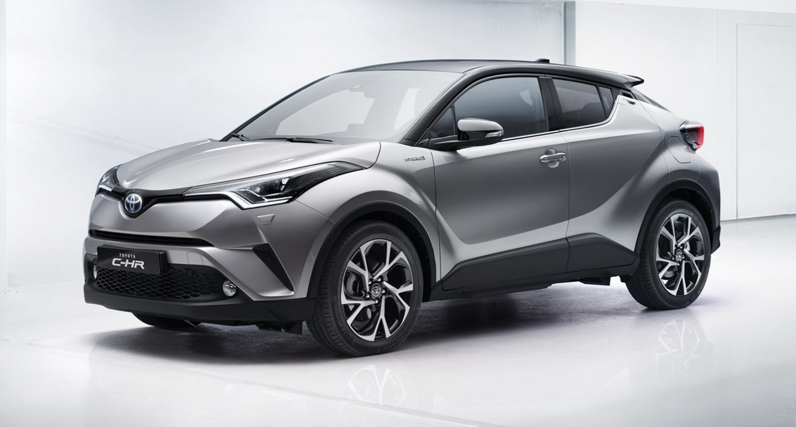 New Toyota CHR Gets 1.2L Turbo, 2.0L And 1.8L Hybrid Powertrains [New