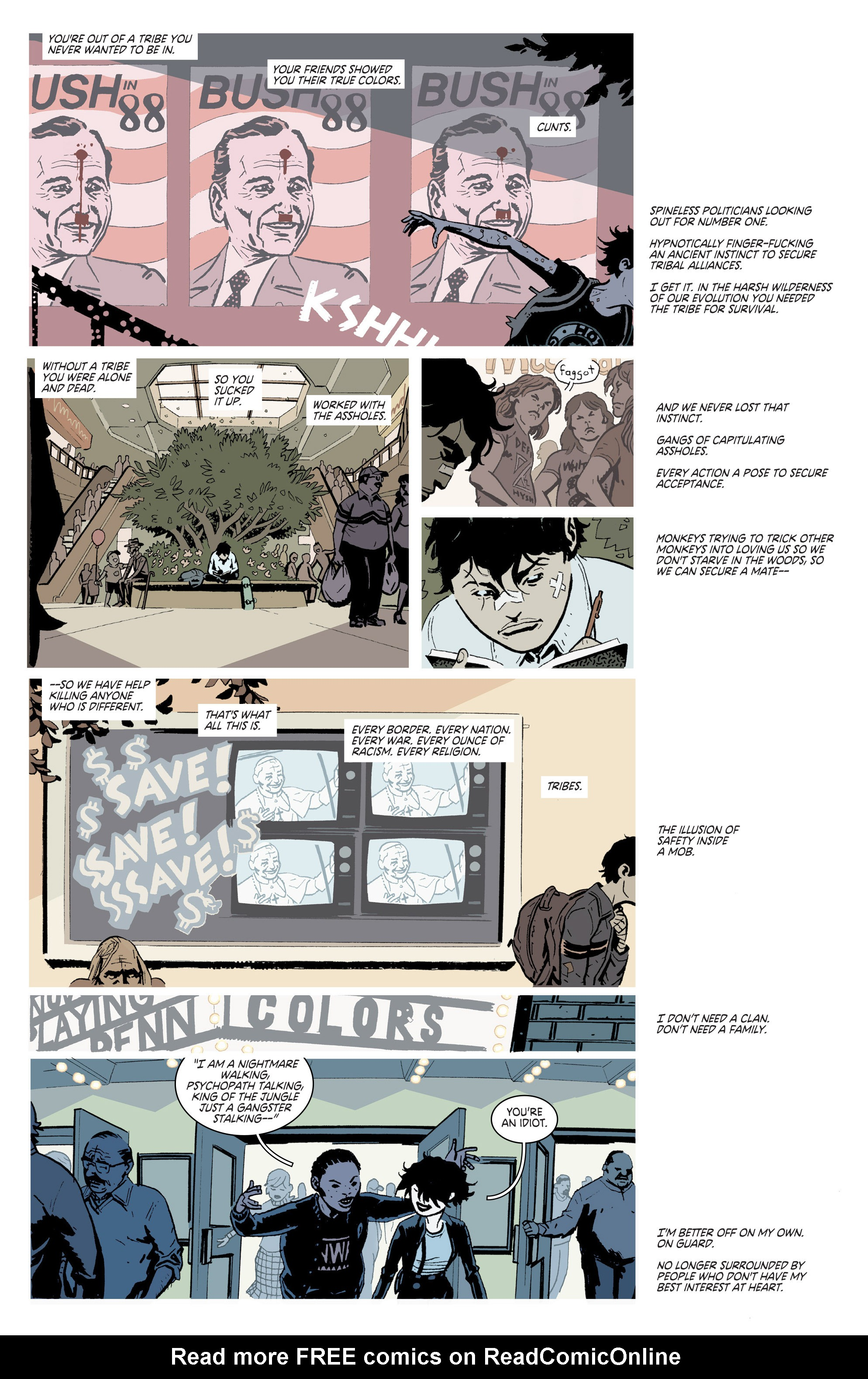 Read online Deadly Class comic -  Issue # _TPB 3 - 72
