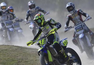 Rider Indonesia Kuasai MotorRanch, Ini Kata Galang dan Imanuel