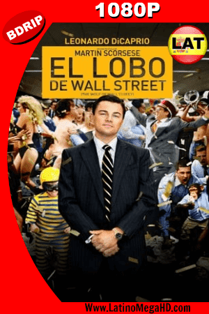 El Lobo De Wall Street (2013) Latino HD BDRIP 1080P ()