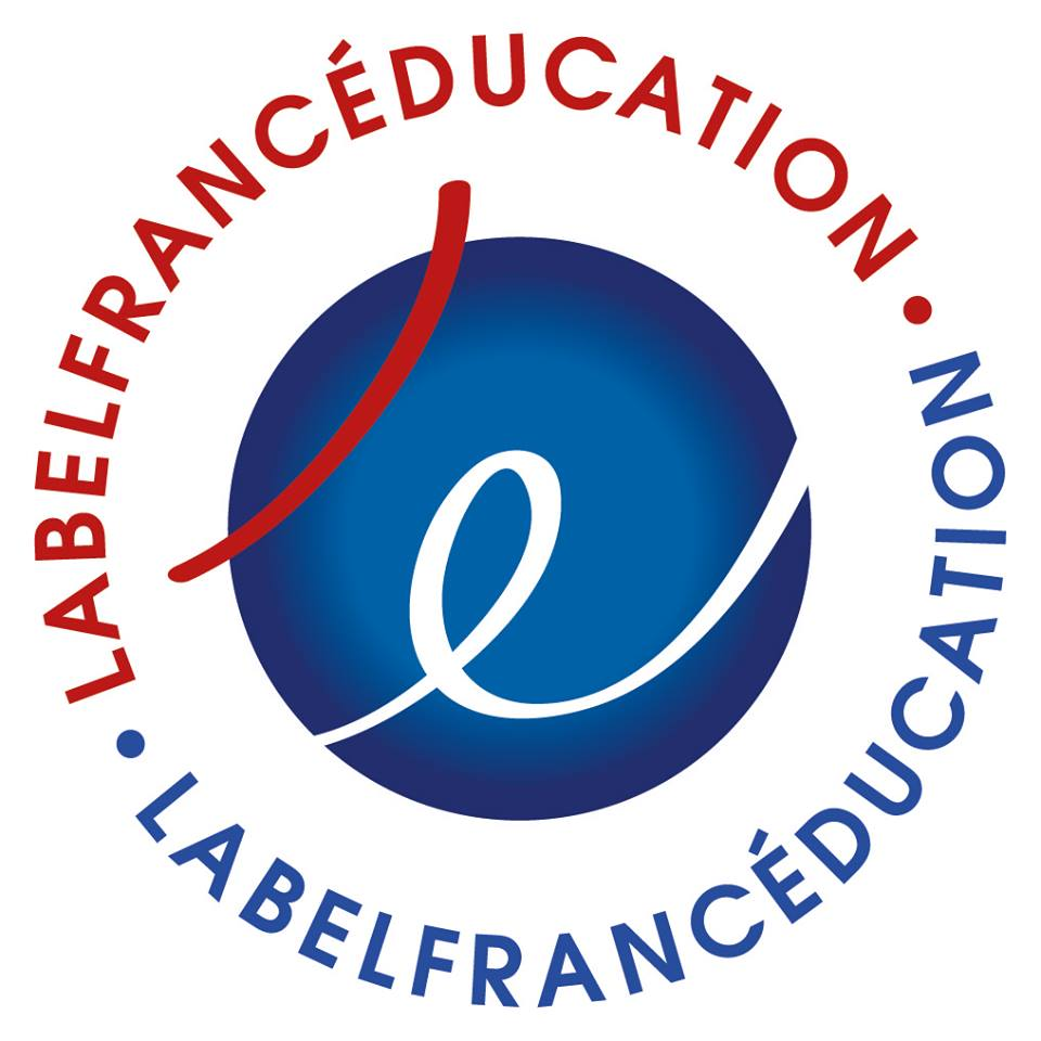 Sello de calidad LABEL FRANCEDUCATION