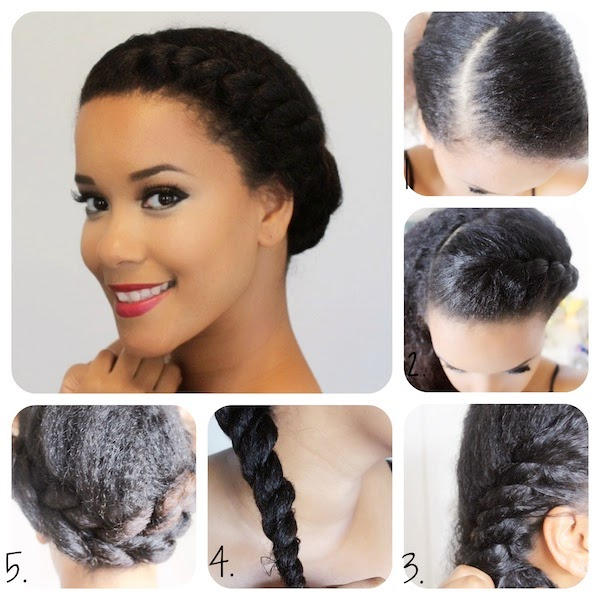 Short Natural Hair Without Weave