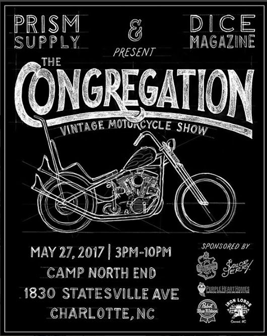The Congregation Vintage Motorcycle Show