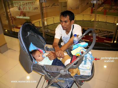 Bayi Sufor, Ibu Sufor, #Darrell, Ade Kurniawan, Grand City, Surabaya