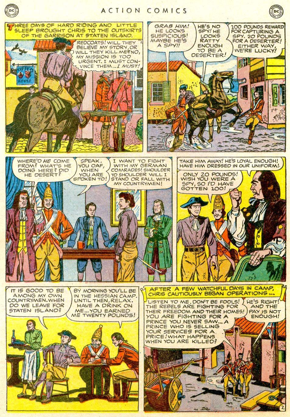 Action Comics (1938) 143 Page 29