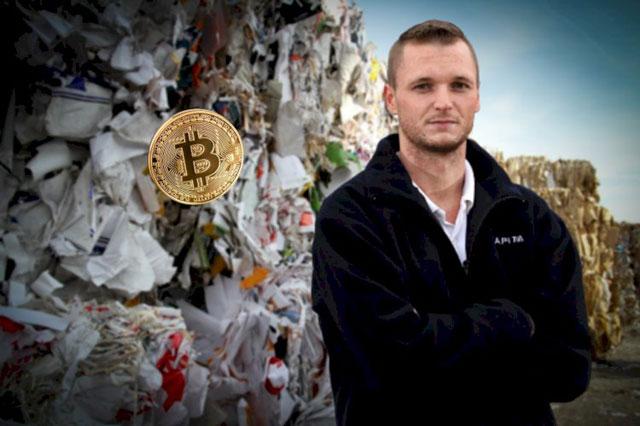 Membuang Bitcoin Senilai Ratusan Juta Dollar ke Tempat Sampah