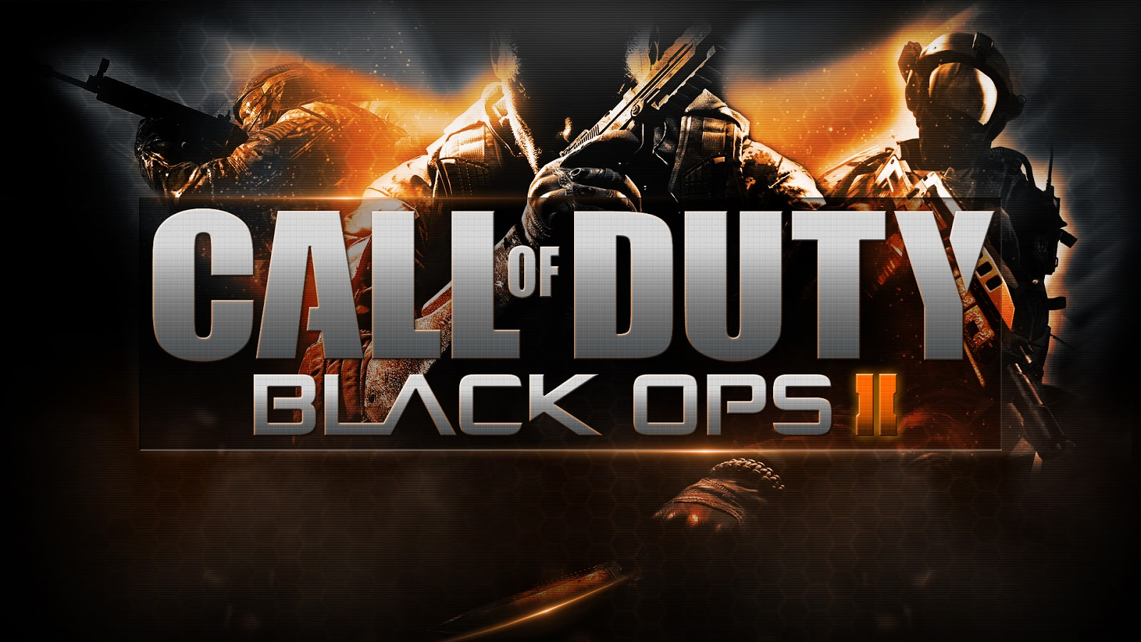 HD WALLPAPERS: Call of Duty Black ops 2 HD Wallpapers
