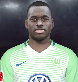 PES 2018 Faces Landry Dimata by Shaft