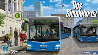 Pada kesempatan pagi hari ini mimin akan mengshare atau membagikan sebuah permainan pc ya Bus Simulator 16 Full Version