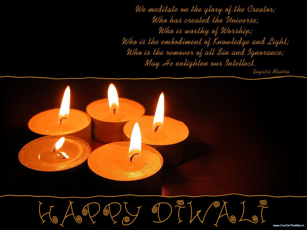 TiharDeepwaliDiwali Greeting Card