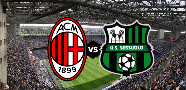 AC Milan vs Sassuolo Full Match And Highlights